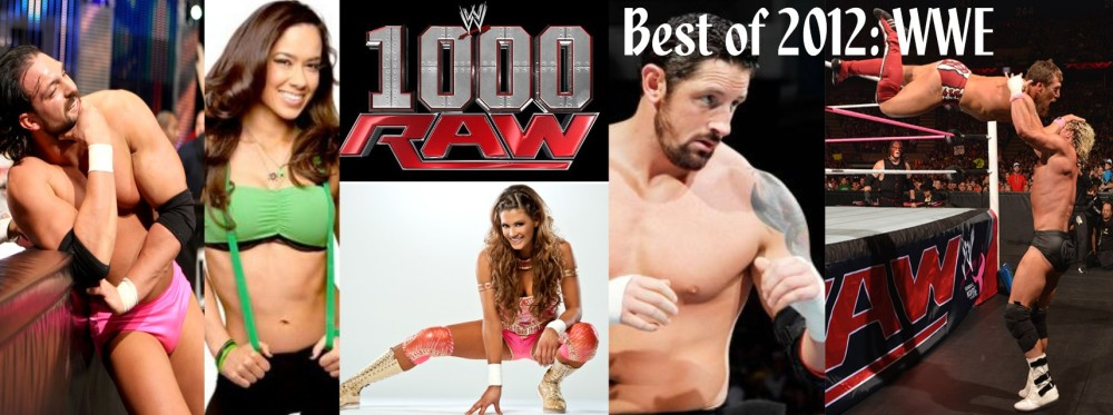 Best of 2012 - WWE