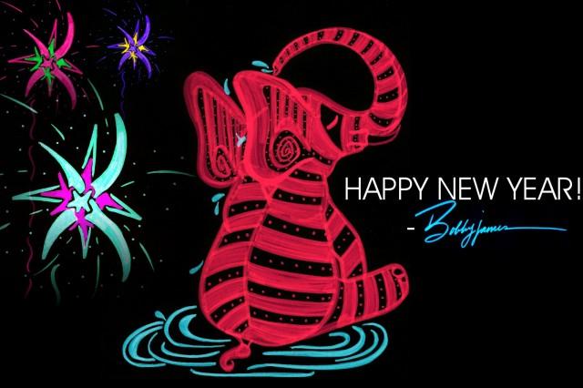 Happy New Year - v2