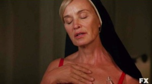 Jessica Lange - AHSA - Sister Jude