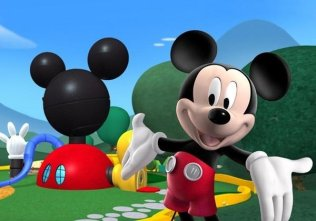 Mickey Mouse now
