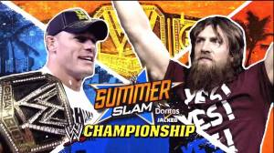 Cena vs. Bryan - SummerSlam