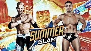 Christian vs. Del Rio - SummerSlam