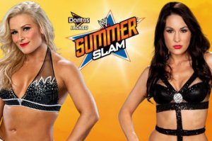 Nattie vs. Brie - SummerSlam