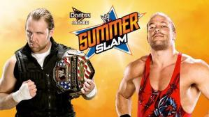 RVD vs. Ambrose - SummerSlam