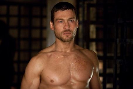 Andy Whitfield (Guest Star, 2011)