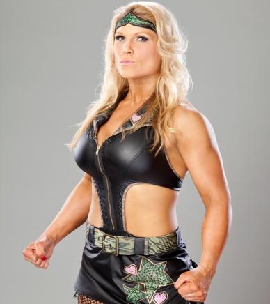 Beth Phoenix (Diva of the Year, 2007-2009)