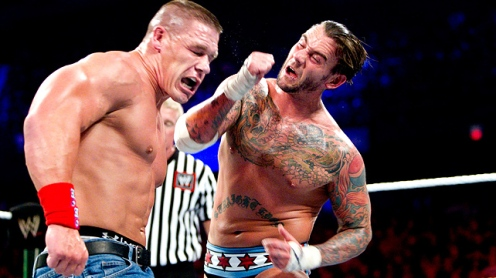 CM Punk vs. John Cena (Match and Feud of the Year, 2011)