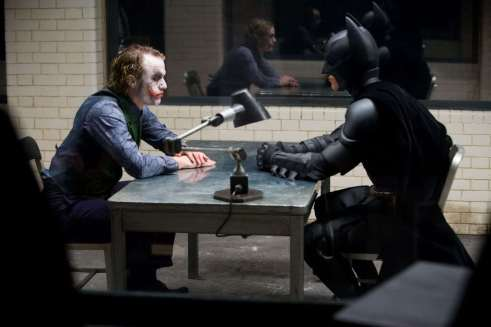 The Dark Knight (Best Picture, 2008)