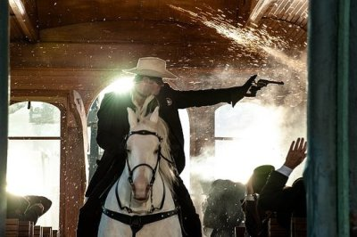 The Lone Ranger (Achievement in Editing, 2013)