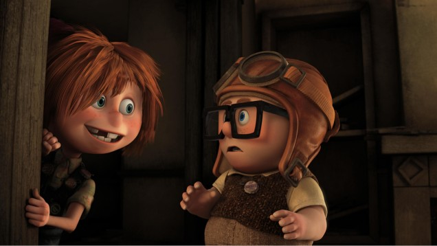 Up (Animated Feature, 2009)