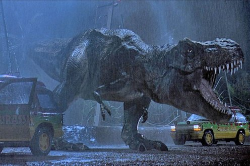 Jurassic Park (1993) received an IMAX 3D re-release