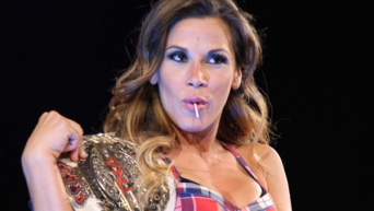 Mickie James (Knockout of the Year, 2011, 2013)