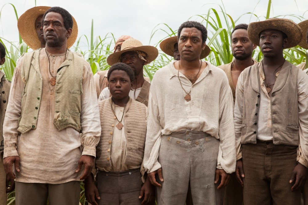 12 Years a Slave  - Movie of the Year