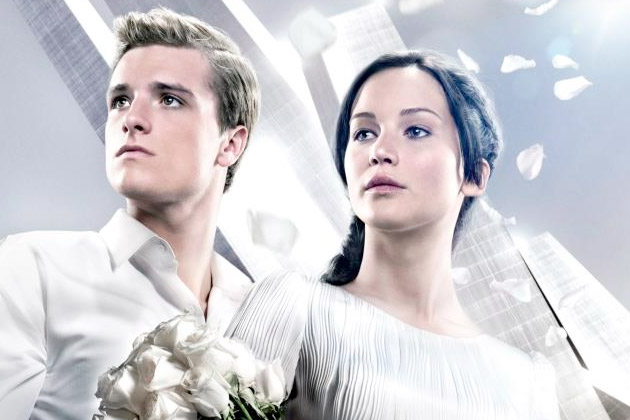 Catching Fire - Victory Tour