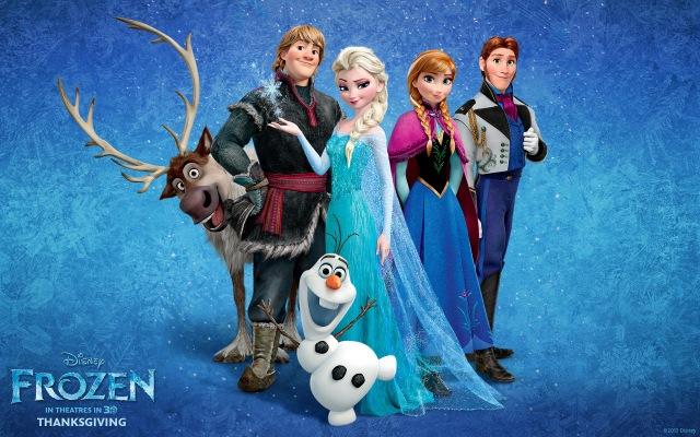 Frozen ensemble