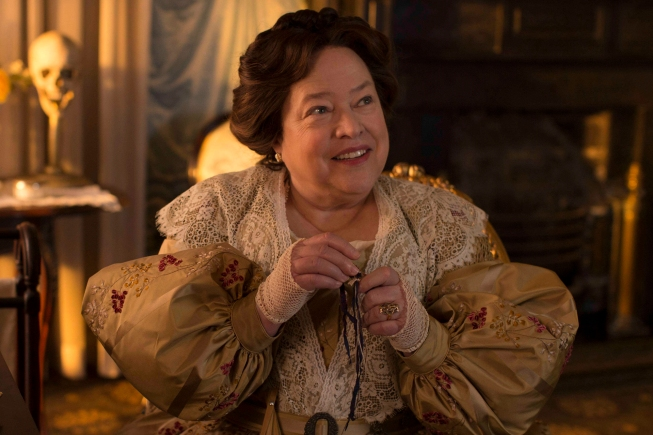 Kathy Bates (Supporting Actress, 2013)