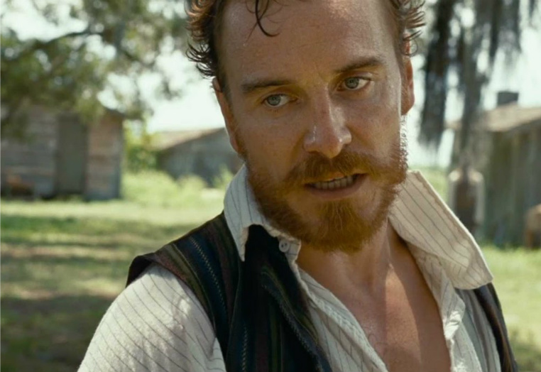 Michael Fassbender - 12 Years a Slave