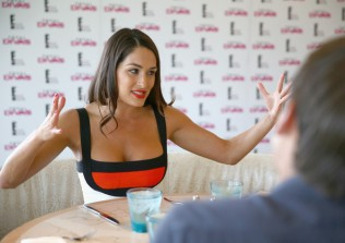 Nikki Bella, star of E! Total Divas