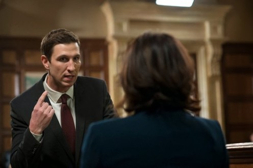"Pablo Schreiber is ""William Lewis"""