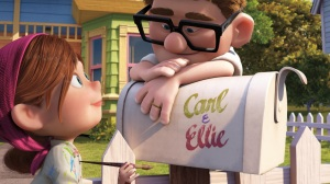 Carl and Ellie from Disney-Pixar's Up