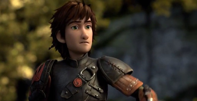 """""""Hiccup"""" from DreamWorks' How To Train Your Dragon 2"""