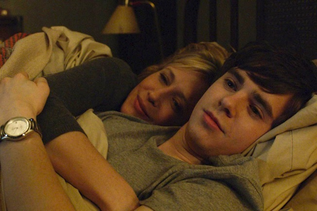 Norma and Norman Bates