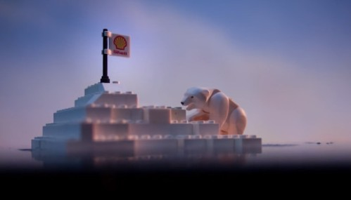 "From Greenpeace USA's ""Everything is NOT Awesome,"" 2014"