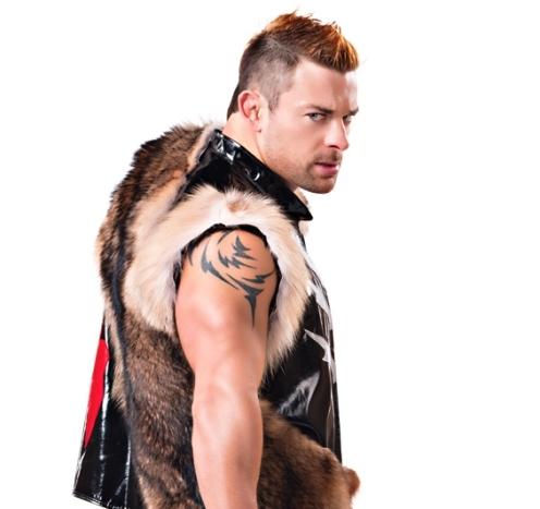 Davey Richards (The Wolves). Photo Credit: IMPACT Wrestling.
