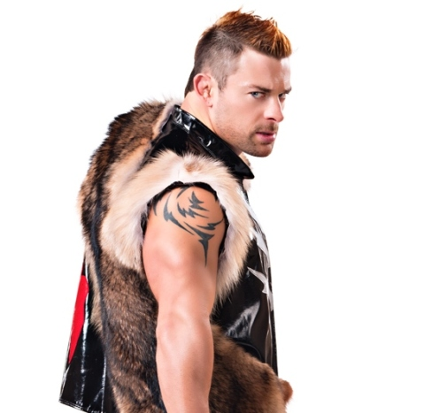 Davey Richards (The Wolves). Photo Credit: IMPACT Wrestling.