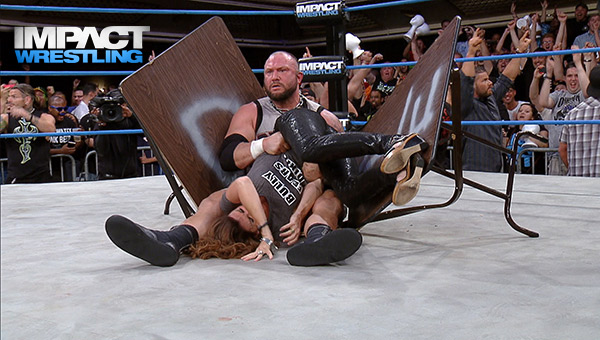 Bully Ray and Dixie Carter. Photo Credit: IMPACT Wrestling.