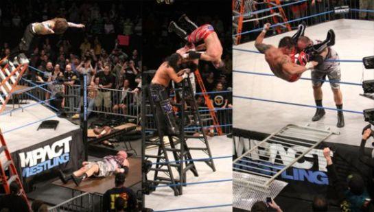 Full Metal Mayhem, October 8. Photo Credit: IMPACT Wrestling.