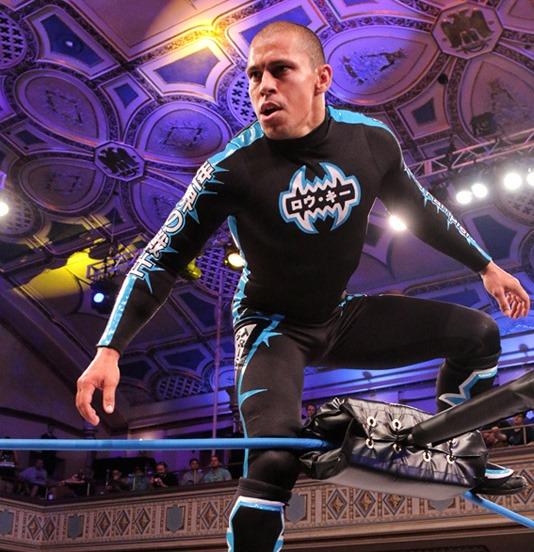 Low Ki. Photo Credit: IMPACT Wrestling.