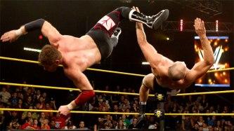 Sami Zayn vs. Cesaro (Match of the Year, 2014)