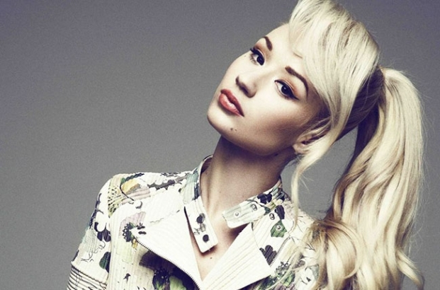 Iggy Azalea (Breakthrough Artist of the Year, 2014)