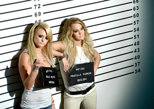 Somethin Bad - Miranda Lamber and Carrie Underwood