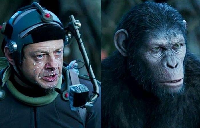 Andy Serkis - Dawn of Apes