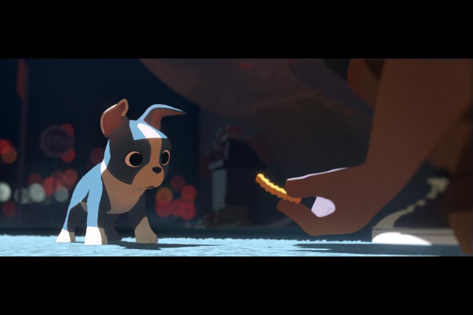 Feast - animated short