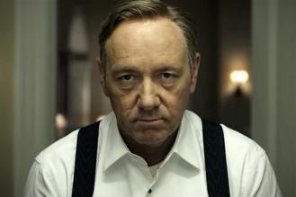 Frank Underwood. House of Cards. Netflix