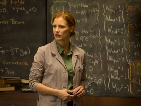 Jessica Chastain - Interstellar