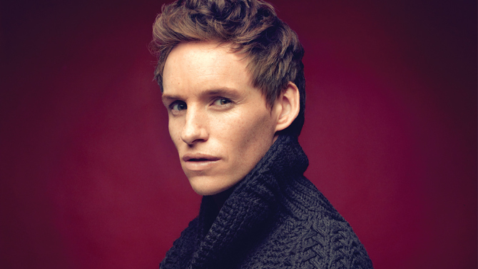 "Immediately, I'd envisioned Eddie Redmayne as ""Ellis"" in a film adaptation."