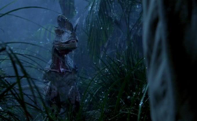 5 - Dilophosaurus