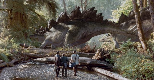 7 - Stegosaurus