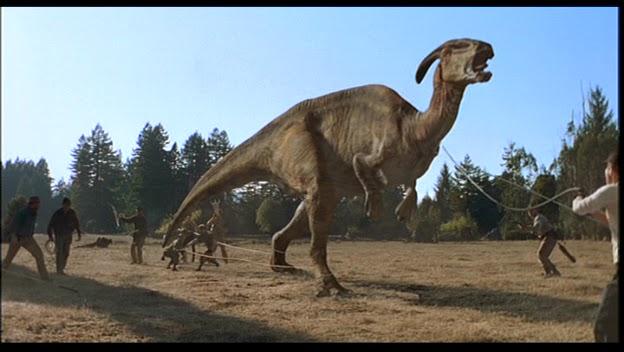 9 - Parasaurolophus