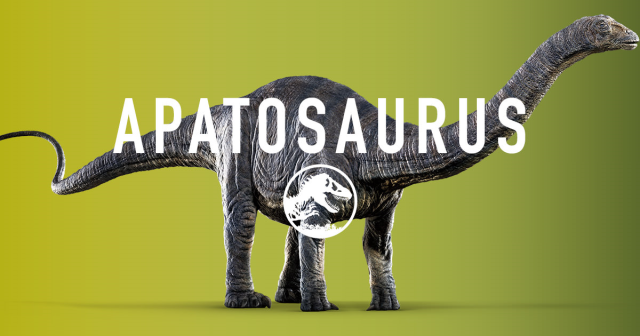 My personal favorite: Apatosaurus! (formerly known as: Brontosaurus!)