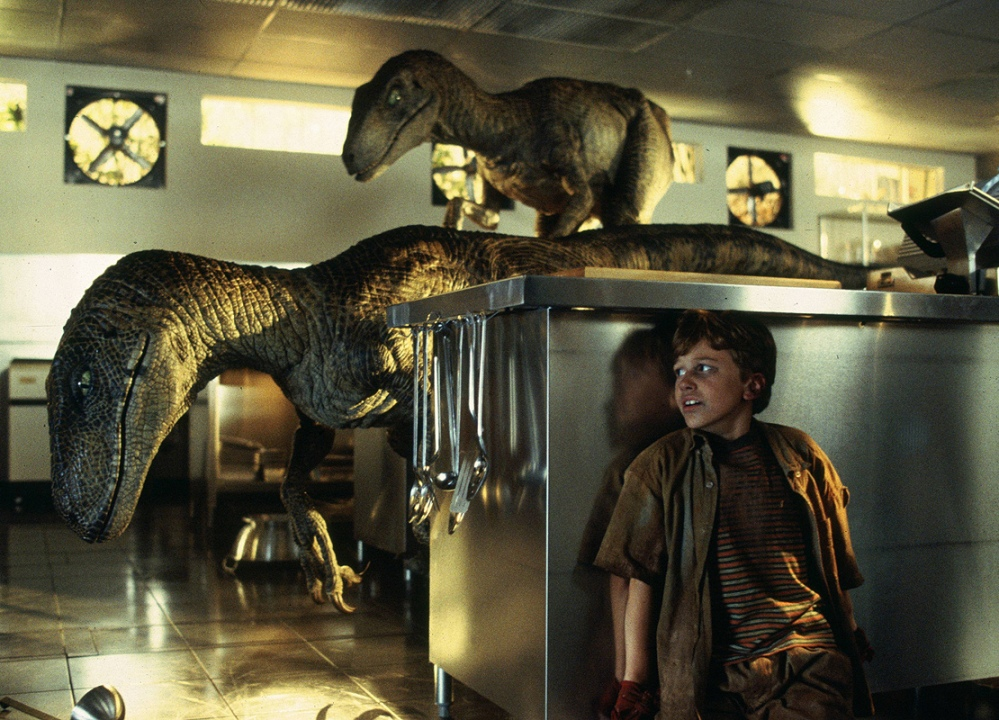 Raptors in the Kitchen