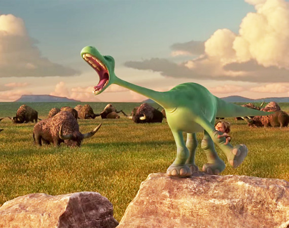 The Good Dinosaur 3