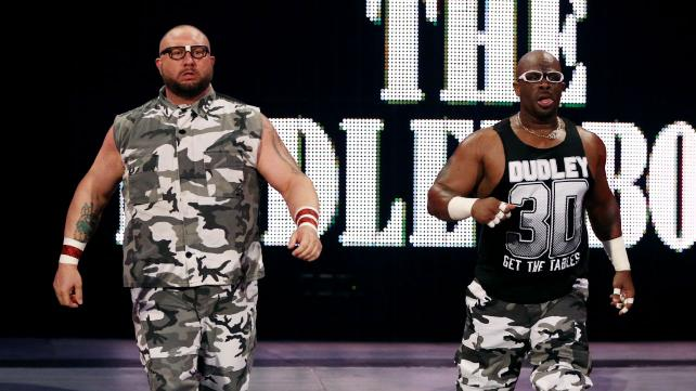 Comeback - Dudley Boyz