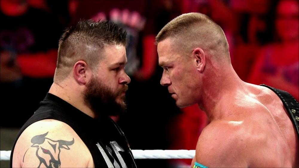 Feud - John Cena vs. Kevin Owens