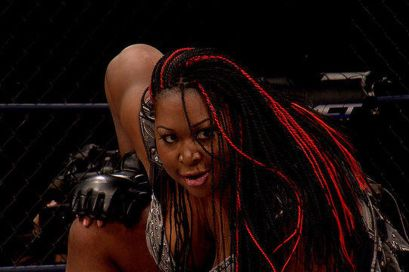 Awesome Kong (Knockout of the Year, 2015)
