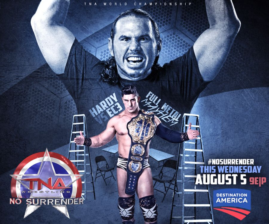 Match - EC3 vs. Matt Hardy